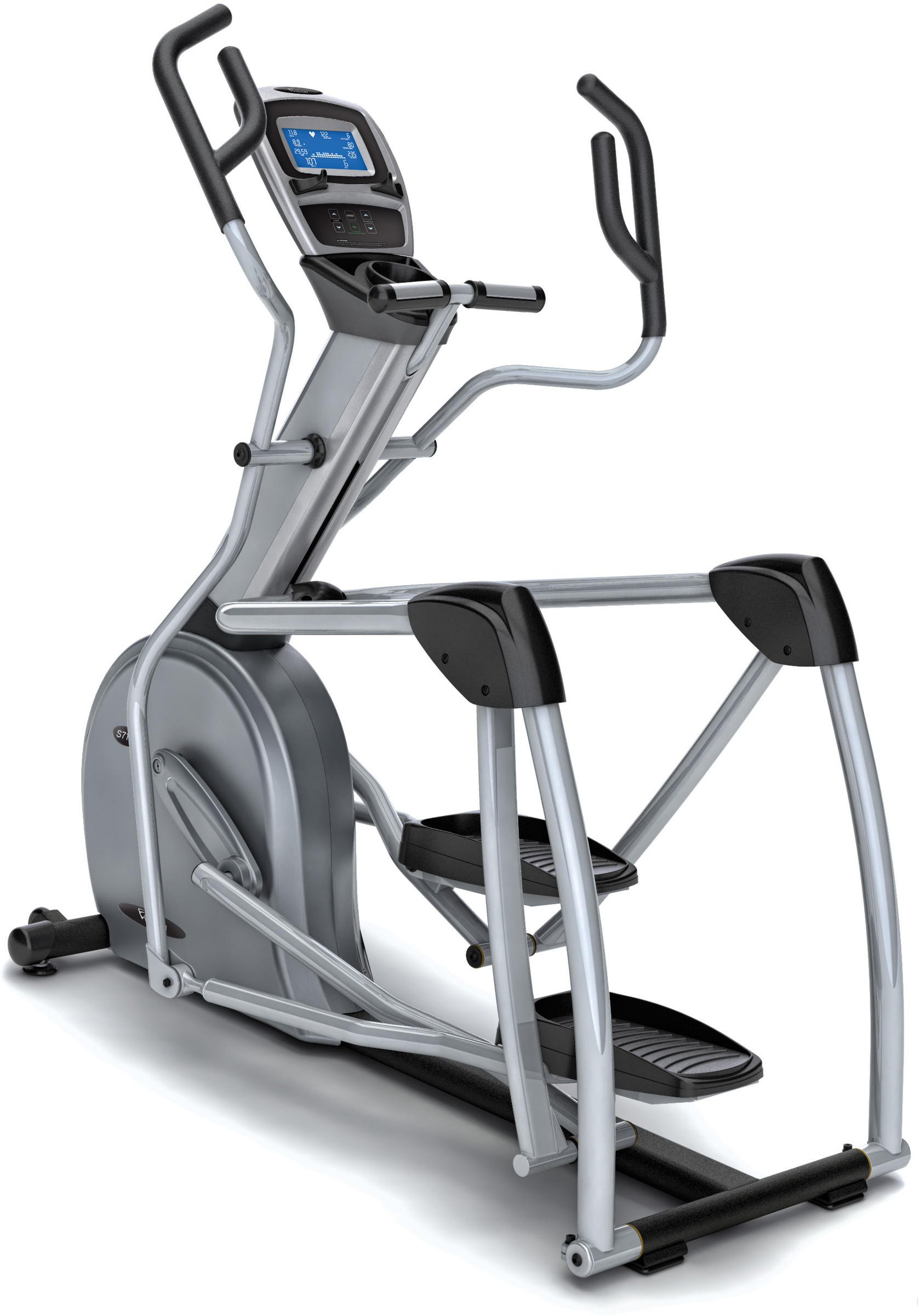 the elliptical machine